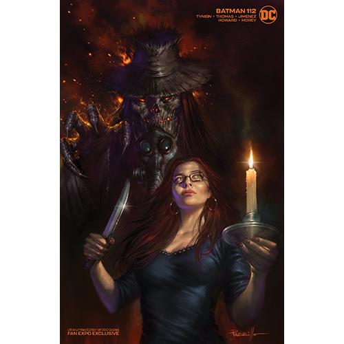 Batman #112 Limited Foil Cover Variant Edition (Ltd 500)