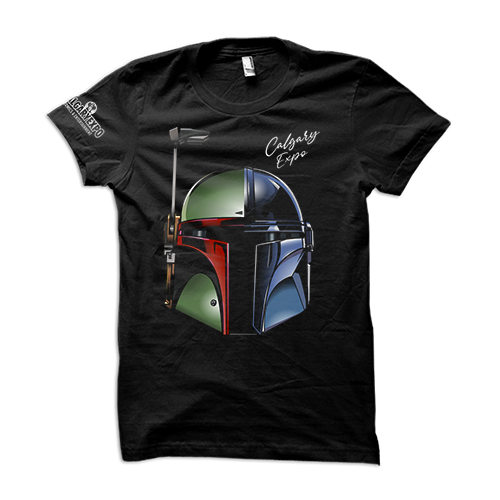 Calgary Expo T-Shirt - May The 4th Be With You