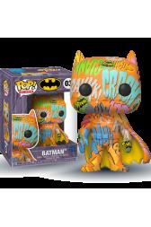 Funko POP! Heroes: DC - Batman Orange (Artist Series) (Special Edition)