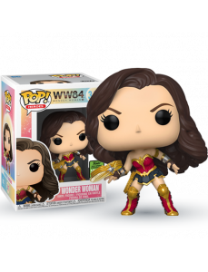 Funko POP! Wonder Woman   (Funko 2021 Spring Convention Exclusive)