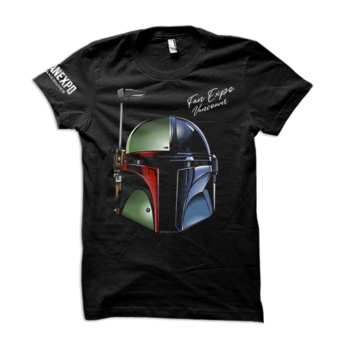 Fan Expo Vancouver T-Shirt - May The 4th Be With You