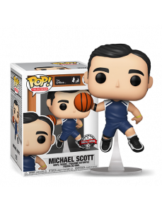 FUNKO POP! The Office - Basketball Michael Scott