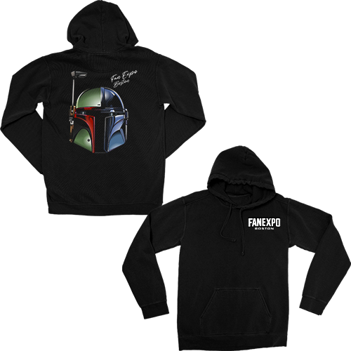 Fan Expo Boston Pullover Hoodie - May The 4th Be With You