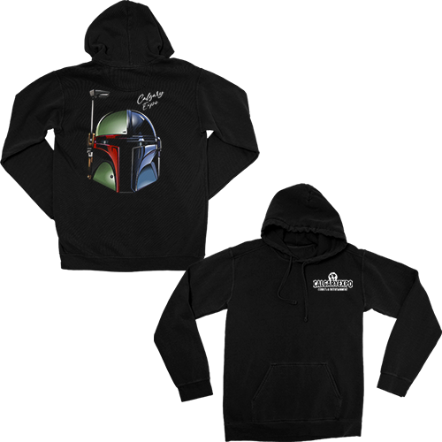 Calgary Expo Pullover Hoodie - May The 4th Be With You