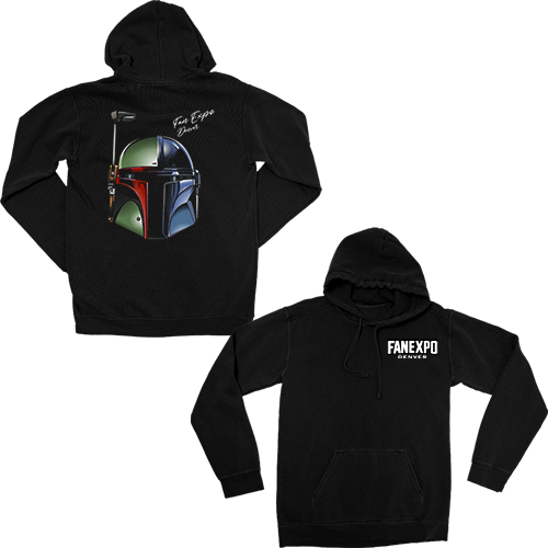 Fan Expo Denver Pullover Hoodie - May The 4th Be With You
