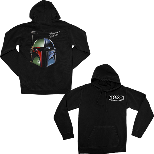 Megacon Orlando Pullover Hoodie - May The 4th Be With You
