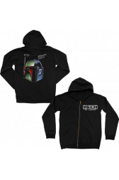Megacon Orlando Zip Hoodie - May The 4th Be With You