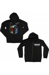 Fan Expo Vancouver Zip Hoodie - May The 4th Be With You