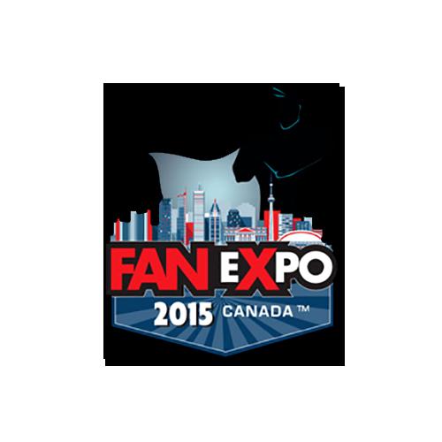 Fan Expo 2015 Pin