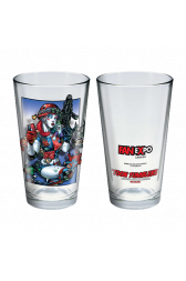 Harley Quinn Toon Tumbler Exclusive