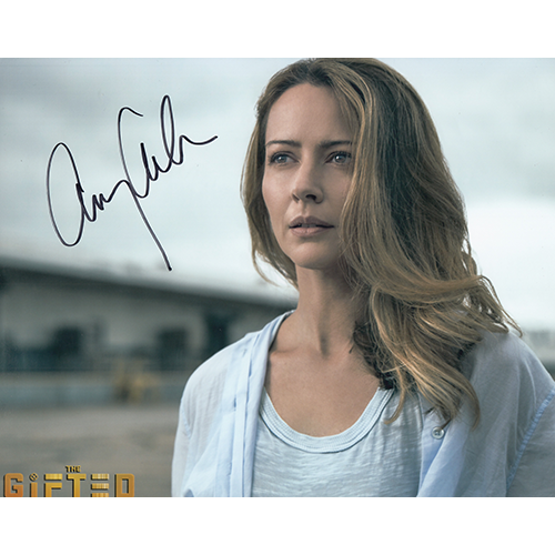 "Amy Acker Autographed 8""x10"" (The Gifted)"