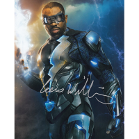"Cress Williams Autographed 8""x10"" (Black Lightning)"