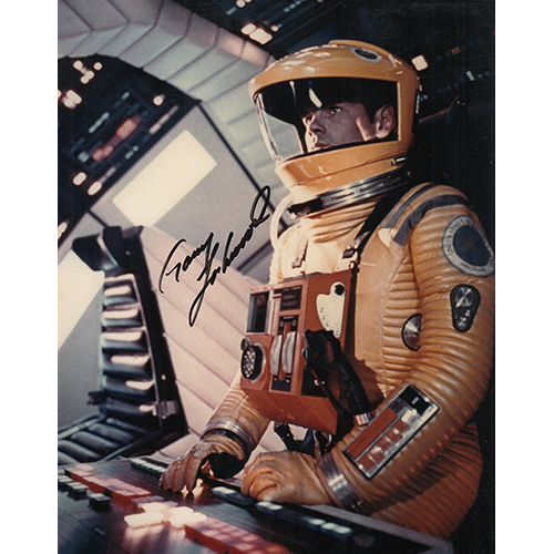 """Gary Lockwood Autographed 8""""x10"""" (2001: A Space Odyssey)"""