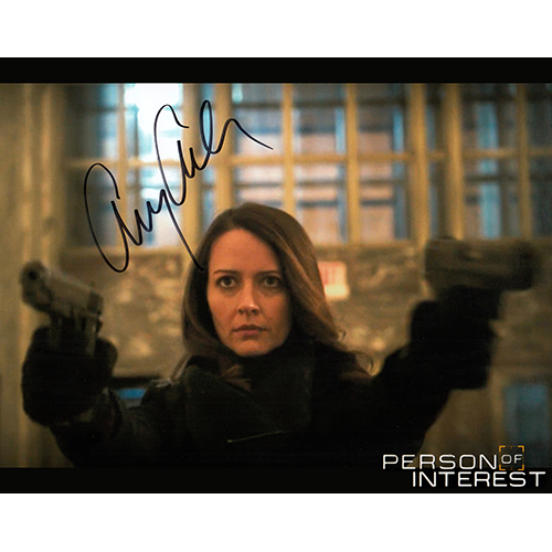 "Amy Acker Autographed 8""x10"" (Person of Interest)"