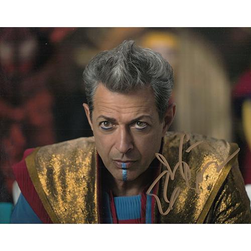 "Jeff Goldblum Autographed 8""x10"" (Thor: Ragnarok)"