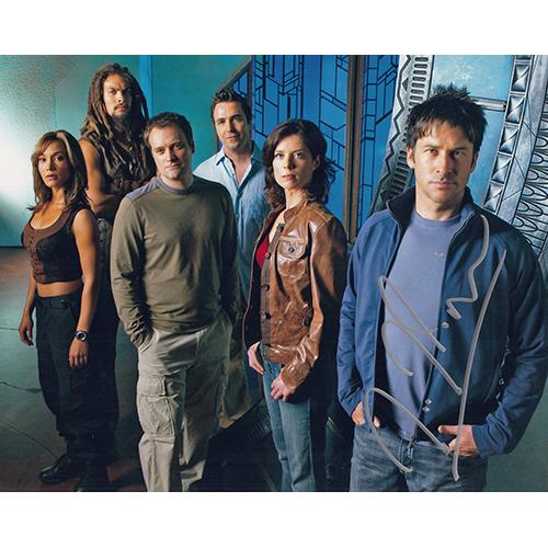 "Joe Flanigan Autographed 8""x10"" (Stargate: Atlantis)"