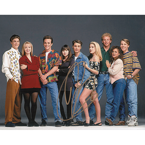 """Jason Priestly Autographed 8""""x10"""" (Beverly Hills, 90210)"""