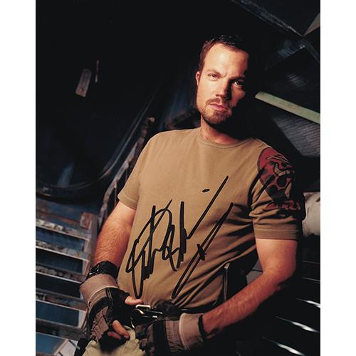 "Adam Baldwin Autographed 8""x10"" (Firefly)"