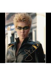 "Alaina Huffman Autographed 8""x10"" (Arrow)"