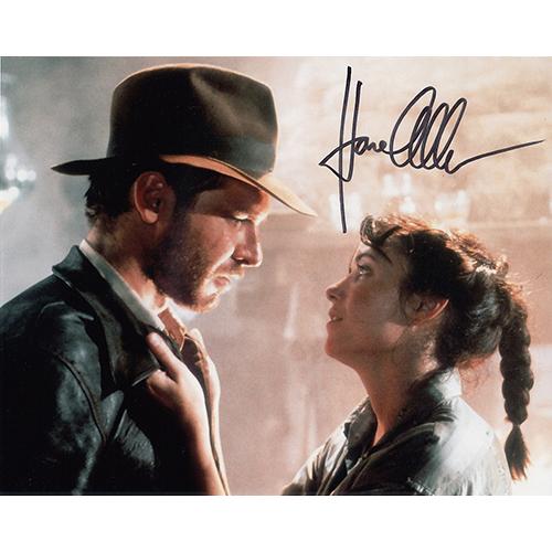 """Karen Allen Autographed 8""""x10"""" (Raiders of the Lost Ark)"""