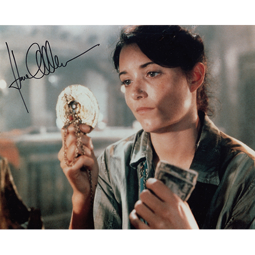 "Karen Allen Autographed 8""x10"" (Raiders of the Lost Ark)"