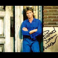 "Richard Dean Anderson Autographed 8""x10"" (MacGyver)"