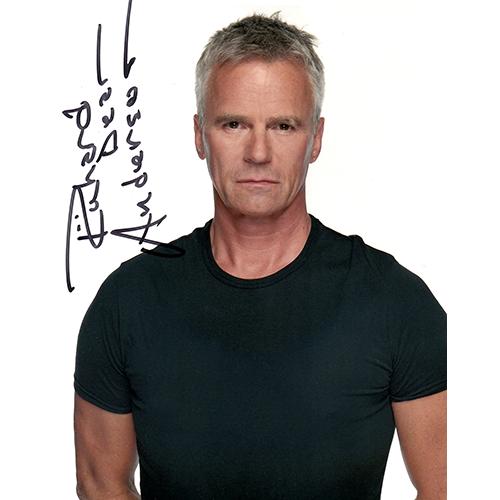 """Richard Dean Anderson Autographed 8""""x10"""" (Stargate)"""