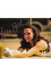 "Anna Silk Autographed 8""x10"" (Lost Girl)"