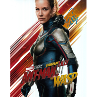 """Evangeline Lilly Autographed 8""""x10"""" (Ant Man & The Wasp)"""