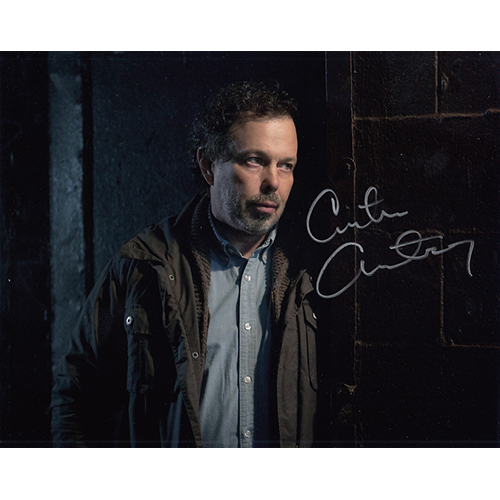 """Curtis Armstrong Autographed 8""""x10"""" (Supernatural)"""