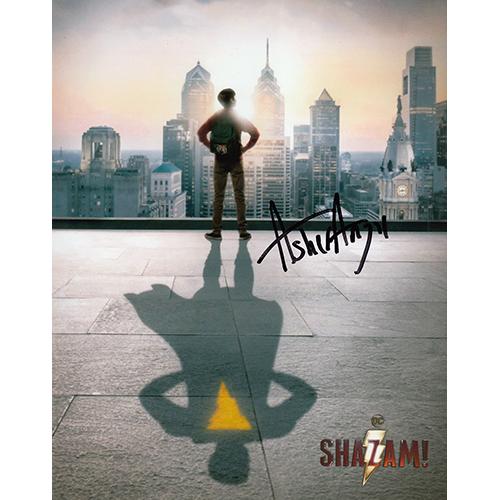 """Asher Angel Autographed 8""""x10"""" (Shazam)"""