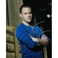 """Sean Ashmore Autographed 8""""x10"""" (X-Men)"""