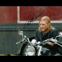 """Austin Amelio Autographed 8""""x10"""" (The Walking Dead)"""