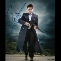 """John Barrowman Autographed 8""""x10"""" (Doctor Who)"""