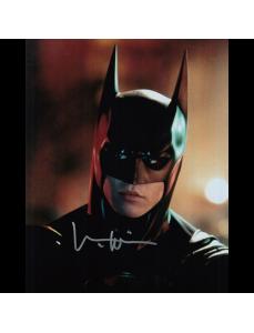 "Val Kilmer Autographed 8""x10"" (Batman Forever)"