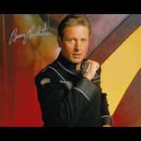 "Bruce Boxleitner Autographed 8""x10"" (Babylon 5)"
