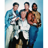 """Dirk Benedict Autographed 8""""x10"""" (The A-Team)"""