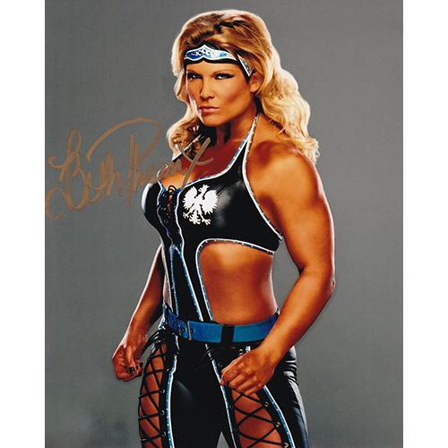 "Beth Phoenix Autographed 8""x10"" (WWE)"