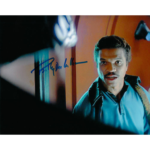 """Billy Dee Williams Autographed 8"""" x 10"""" (Star Wars 3)"""