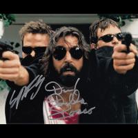 "Sean Patrick Flanery & David Della Rocco Autographed 8""x10"" (Boondock Saints)"