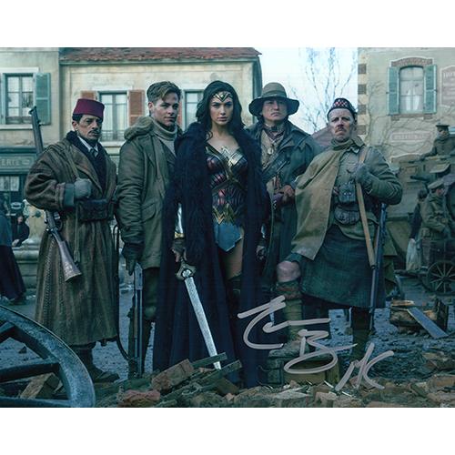 """Eugene Brave Rock Autographed 8""""x10"""" (Wonder Woman)"""