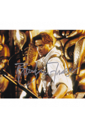 "Brendan Fraser Autographed 8""x10"" (The Mummy)"