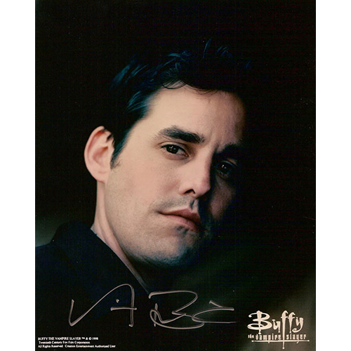 "Nicholas Brendon Autographed 8""x10"" (Buffy 1)"