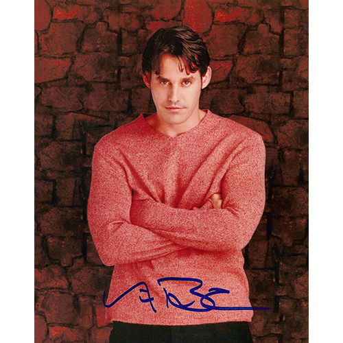 "Nicholas Brendon Autographed 8""x10"" (Buffy 2)"