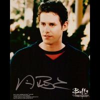 "Nicholas Brendon Autographed 8""x10"" (Buffy 3)"