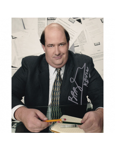 "Brian Baumgartner Autographed 8""x10"" (The Office)"