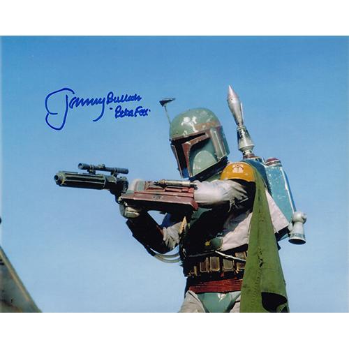 "Jeremy Bulloch Autographed 8""x10"" (Star Wars)"