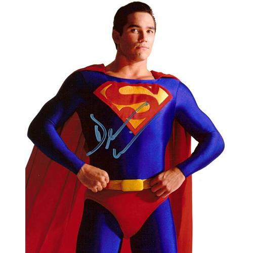 """Dean Cain Autographed 8""""x10"""" (Lois & Clark: Superman Portrait )"""
