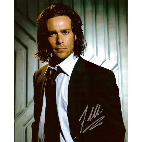 "James Callis Autographed 8""x10"" (Battlestar Galactica 2)"
