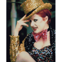 """Nell Campbell Autographed 8""""x10"""" (Rocky Horror Picture Show)"""